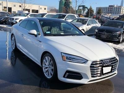 2018 Audi A5 Coupe lease in Chicago,IL - Swapalease.com
