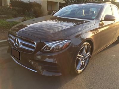 2017 Mercedes-Benz E-Class lease in San Marcos,CA - Swapalease.com