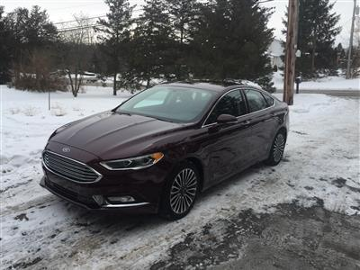 2017 Ford Fusion lease in White Lake,MI - Swapalease.com