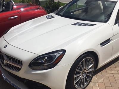 2017 Mercedes-Benz SLC Roadster lease in Boyington Beach,FL - Swapalease.com