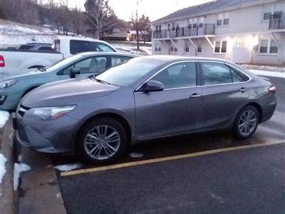 2017 Toyota Camry lease in Madison,WI - Swapalease.com