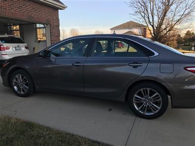 2016 Toyota Camry lease in Erlanger,KY - Swapalease.com