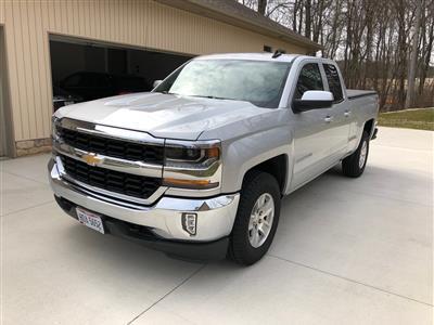 2017 Chevrolet Silverado 1500 lease in Canton,OH - Swapalease.com