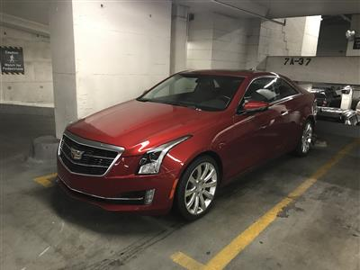 2017 Cadillac ATS lease in West Layfette,IN - Swapalease.com