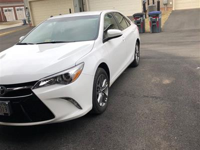 2017 Toyota Camry lease in Chantilly,VA - Swapalease.com