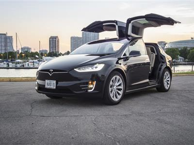2017 Tesla Model X lease in Roselle,IL - Swapalease.com