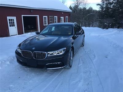 2016 BMW 7 Series lease in Dublin,NH - Swapalease.com