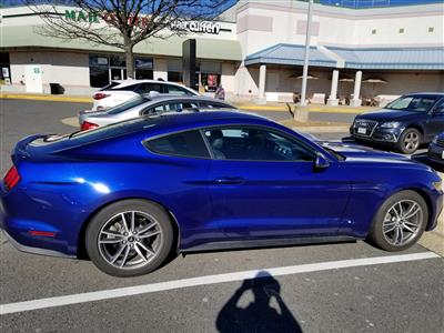 2015 Ford Mustang lease in Fairfax,VA - Swapalease.com