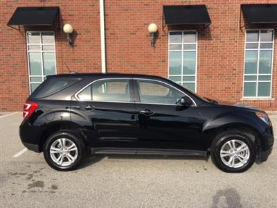2017 Chevrolet Equinox lease in Fishers,IN - Swapalease.com