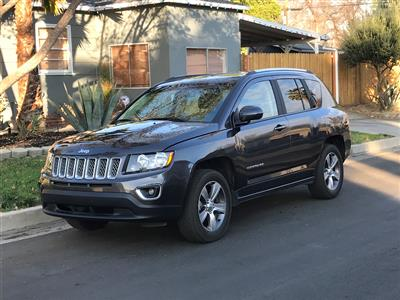2017 Jeep Compass lease in Los Angeles,CA - Swapalease.com