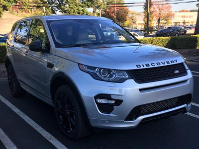 2017 Land Rover Discovery Sport lease in Park Ridge,NJ - Swapalease.com
