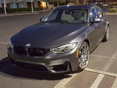 2017 BMW M3 lease in El Cajon,CA - Swapalease.com