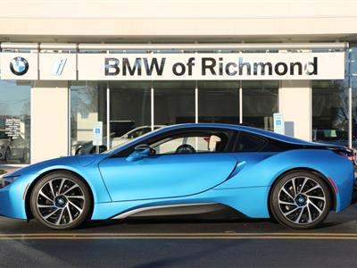 2016 BMW i8 lease in Henrico,VA - Swapalease.com
