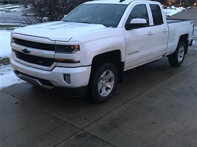 2016 Chevrolet Silverado 1500 lease in Fort Wayne,IN - Swapalease.com
