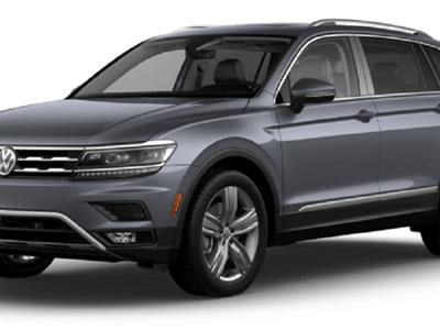 2018 Volkswagen Tiguan lease in Westminster,CO - Swapalease.com