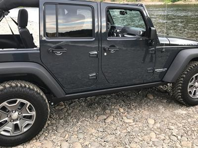 2017 Jeep Wrangler Unlimited lease in Roseburg,OR - Swapalease.com
