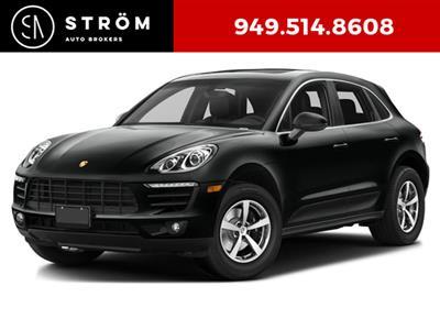 2018 Porsche Macan lease in Corona del Mar,CA - Swapalease.com