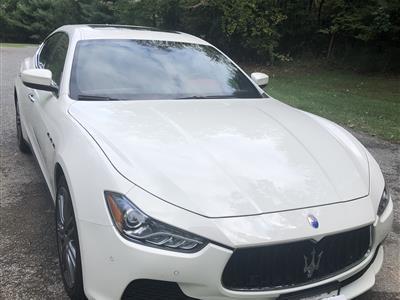 2017 Maserati Ghibli lease in Baltimore,MD - Swapalease.com
