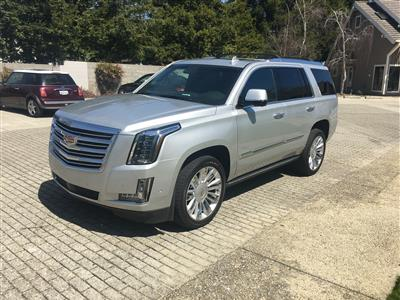 2017 Cadillac Escalade lease in Santa Cruz,CA - Swapalease.com