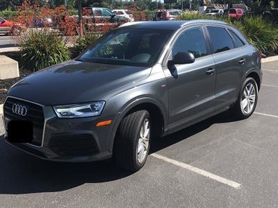 2018 Audi Q3 lease in San Jose,CA - Swapalease.com