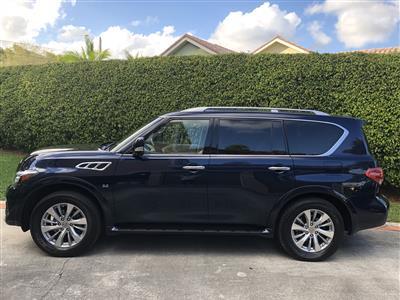 2017 Infiniti QX80 lease in Boca Raton,FL - Swapalease.com