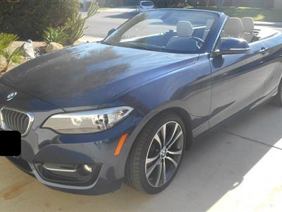 2018 BMW 2 Series lease in Palm Springs ,CA - Swapalease.com