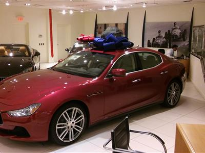 2015 Maserati Ghibli lease in West Chester,PA - Swapalease.com
