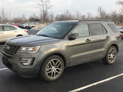 2017 Ford Explorer lease in Aurora,IL - Swapalease.com
