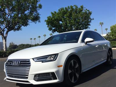 2017 Audi A4 lease in Irvine,CA - Swapalease.com