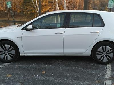 2016 Volkswagen e-Golf lease in CHESTNUT HILL,MA - Swapalease.com