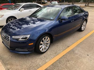 2017 Audi A4 lease in The Woodlands,TX - Swapalease.com