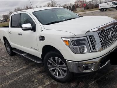2017 Nissan Titan lease in Oswego,IL - Swapalease.com