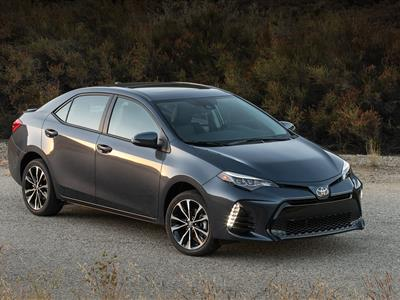 2017 Toyota Corolla lease in Fairfield,OH - Swapalease.com