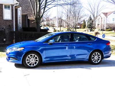 2017 Ford Fusion lease in Plymouth,MI - Swapalease.com