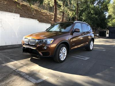 2017 BMW X3 lease in Rowland Heights,CA - Swapalease.com