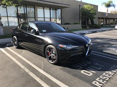 2017 Alfa Romeo Giulia lease in LOS ANGELES,CA - Swapalease.com