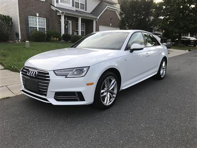 2017 Audi A4 lease in Rock hill,SC - Swapalease.com