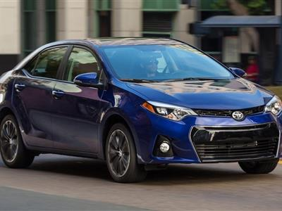 2016 Toyota Corolla lease in Palmetto,FL - Swapalease.com