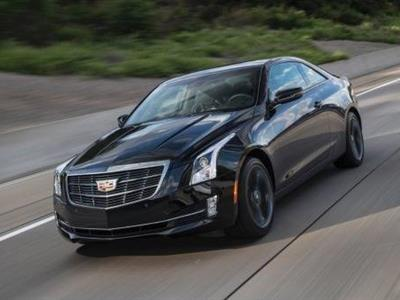 2017 Cadillac ATS-V lease in North Barrington,IL - Swapalease.com