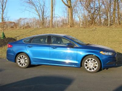 2017 Ford Fusion lease in Sterling Height,MI - Swapalease.com