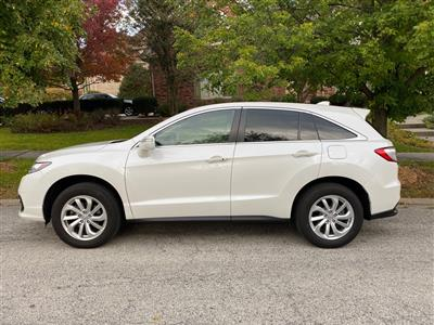 2018 Acura RDX lease in Orland Park,IL - Swapalease.com