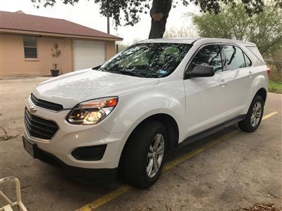 2016 Chevrolet Equinox lease in McAllen,TX - Swapalease.com