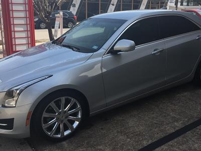2017 Cadillac ATS lease in Houston,TX - Swapalease.com