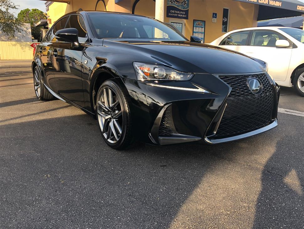 2017 Lexus Is 200t F Sport Lease In Lake Worth Fl