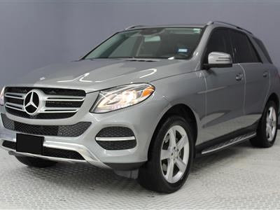 2016 Mercedes-Benz GLE-Class lease in Houston,TX - Swapalease.com