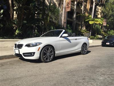 2016 BMW 2 Series lease in Los Angeles,CA - Swapalease.com
