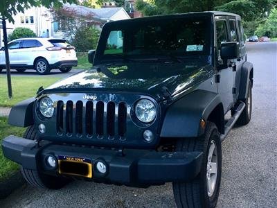2017 Jeep Wrangler Unlimited lease in Huntington,NY - Swapalease.com