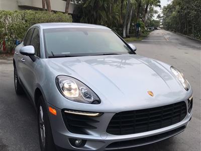 2016 Porsche Macan lease in Key Biscayne,FL - Swapalease.com