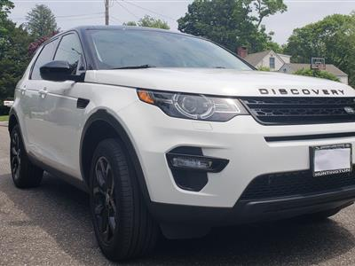 2016 Land Rover Discovery Sport lease in Smithtown,NY - Swapalease.com