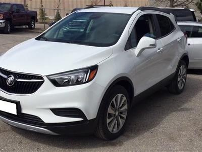 2017 Buick Encore lease in Paramus,NJ - Swapalease.com
